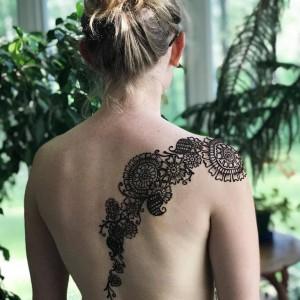 Sehirahenna - Henna Tattoo Artist in Winnipeg, Manitoba