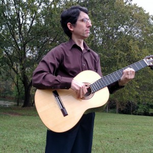 Seidenman's Guitar - Classical Guitarist in Gaithersburg, Maryland