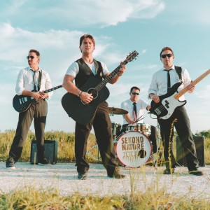 Sekond Nature - Wedding Band / Alternative Band in Fort Lauderdale, Florida