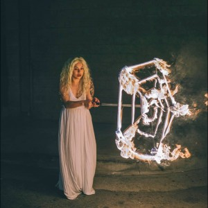 Seleina Flow Artist  - LED Performer / Fire Dancer in Inglewood, California