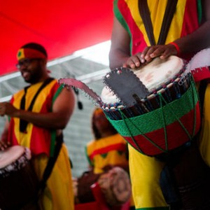 Seneke West African Percussion Ensemble - World Music in South Holland, Illinois