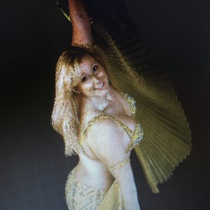 Sensual Bellydance by Samara Shimmers - Belly Dancer in Rochester, New York