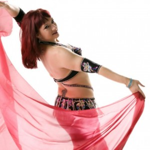 Serafina - Belly Dancer in San Antonio, Texas