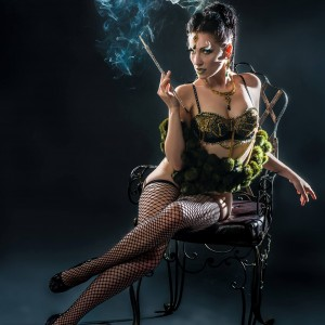 Seraphina Fiero - Burlesque Entertainment in Seattle, Washington