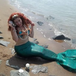 Serena the Sea Princess-Mermaid for Hire - Princess Party in Swedesboro, New Jersey