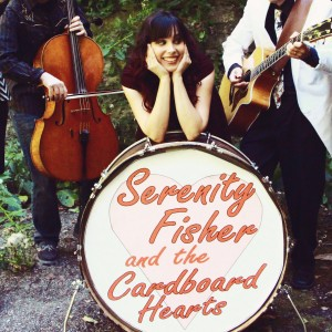 Serenity Fisher and the Cardboard Hearts - Indie Band in Cincinnati, Ohio