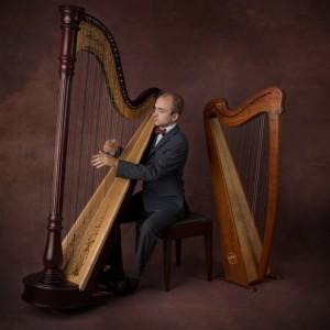 Seth Lynn - Harpist in Tampa, Florida