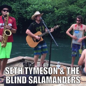 Seth Tymeson and the Blind Salamanders