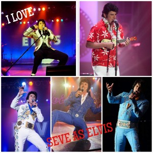 Seve Botello Elvis Tribute Artist - Elvis Impersonator in Modesto, California