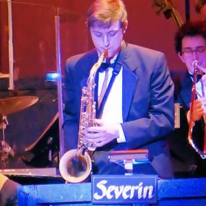 Severin Konefal - Saxophone Player in West Hartford, Connecticut