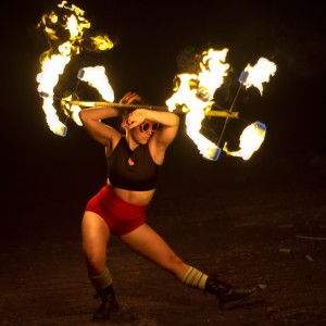 Sexy Fire Performance - Fire Performer / Princess Party in Charlotte, North Carolina