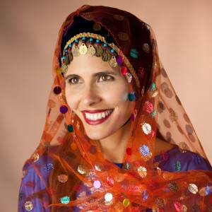 Shadan, Persian Dancer - Dancer in Menlo Park, California