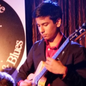 Shahrez Anjum - Singing Guitarist in Pflugerville, Texas