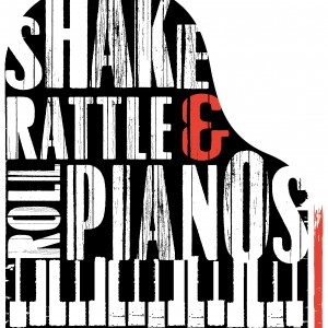 Shake Rattle & Roll Pianos - Midwest - Dueling Pianos / 1960s Era Entertainment in Columbus, Ohio