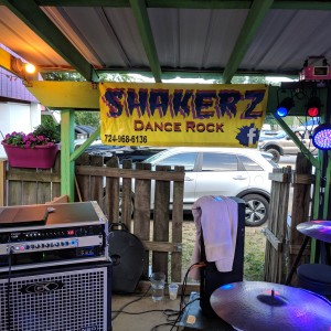 Shakerz Dance Rock Band - Cover Band / Wedding Musicians in Monaca, Pennsylvania