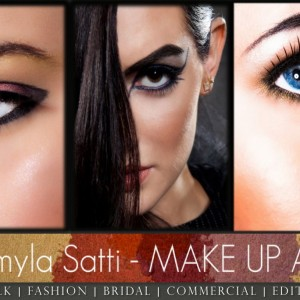 Shamyla Satti Make-Up Artist - Makeup Artist / Hair Stylist in London, Ontario