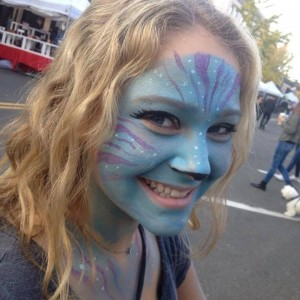 Shannon's Face Painting - Face Painter / Body Painter in Winston-Salem, North Carolina