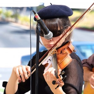 Shanon Garcia - Violinist in Chatsworth, California