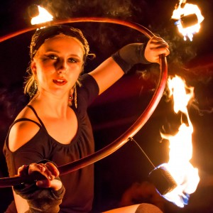 Shanslevista - Fire Performer in Bothell, Washington