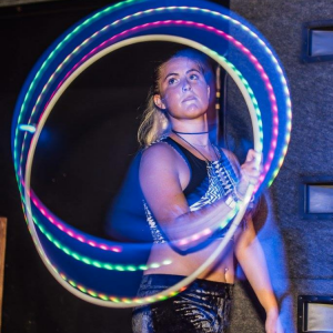 Shanwagonspinz - Hoop Dancer / Dancer in Detroit, Michigan