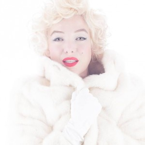 Sherilyn as Marilyn Monroe - Marilyn Monroe Impersonator in Seattle, Washington