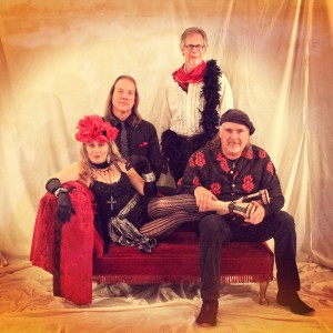 Sharine and the Hot 'n' Swirl Ensemble - Acoustic Band in San Luis Obispo, California