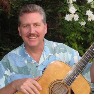Sharkey Music - Singing Guitarist / Beach Music in Sacramento, California