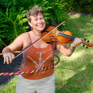 Sharon Hartmann, Fiddler - Fiddler in Orlando, Florida
