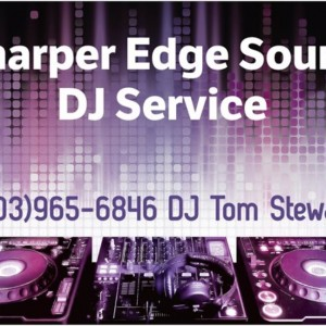 Sharper Edge Sound DJ Service - Mobile DJ / Outdoor Party Entertainment in Milford, Connecticut