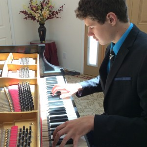 Shawn Stratte - Pianist in Spokane, Washington
