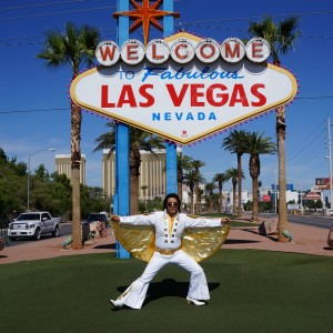 Elvis Impersonator - Shawn Hughes