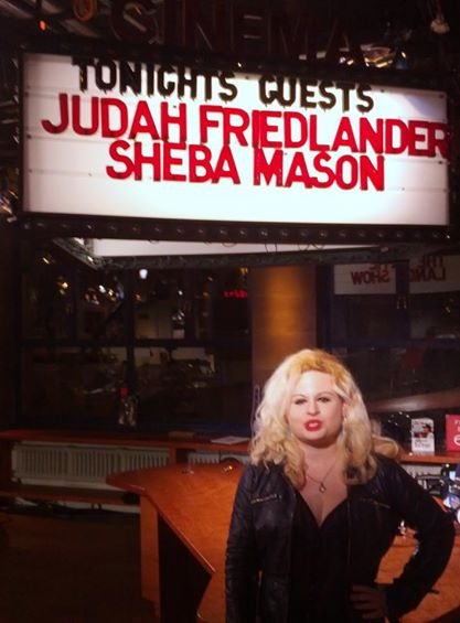 Hire Sheba Mason Jackie Mason S Daughter Comedian In
