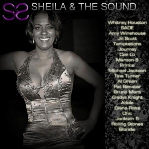 Sheila & The Sound - Cover Band / College Entertainment in Altamonte Springs, Florida