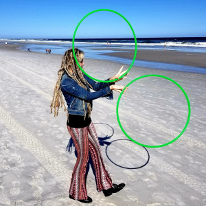 Shelby Rae - Hoop Dancer in Melbourne, Florida