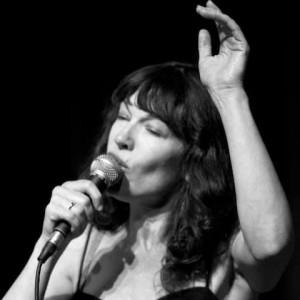 Shelly Rudolph - Jazz Singer in Portland, Oregon