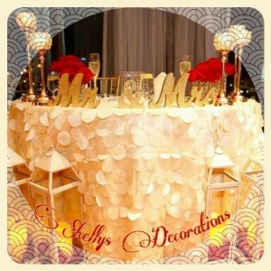 Shelly's Decorations - Backdrops & Drapery / Party Decor in Nashua, New Hampshire