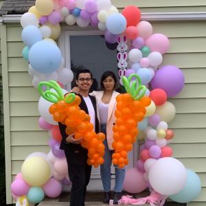 Sheridan Robles - Balloon Decor / Party Decor in Stratford, Connecticut