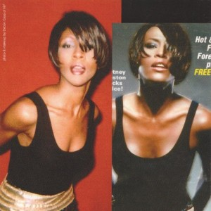Sherie Evette Withers as Whitney Houston - Whitney Houston Impersonator / Female Model in Chicago, Illinois