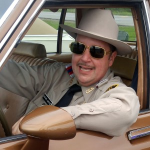 Sheriff Buford T Justice - Impersonator / Look-Alike in Houston, Texas