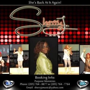 Sherry J - Gospel Singer in Memphis, Tennessee