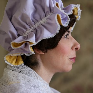 Sheryl Faye Presents Historical Women - Historical Character / Civil War Reenactment in Salem, Massachusetts