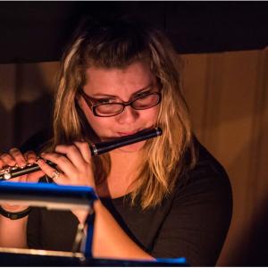Shian McBee - Flute Player in Papillion, Nebraska