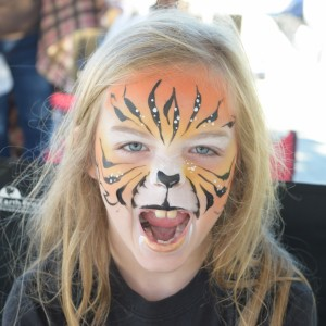 Shiny Happy Faces - Face Painter / Outdoor Party Entertainment in Omaha, Nebraska