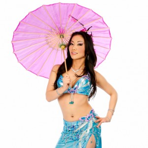 Shiori - Seattle Professional Belly Dancer