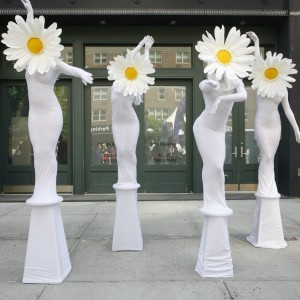 Shirdance Inc - Unique Living Statues - Dance Troupe / Stilt Walker in New York City, New York