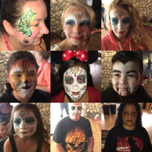 Shirley H - Face Painter in Lancaster, California