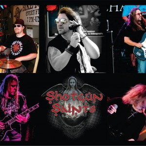 Shotgun Saints - Rock Band in Rock Hill, South Carolina