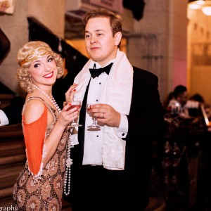 JB & the Showmance Band - Jazz Band / 1920s Era Entertainment in Los Angeles, California