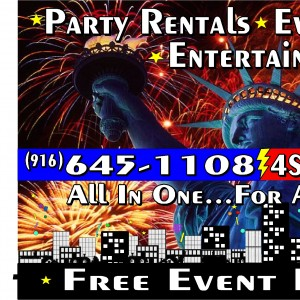 Showmasters Entertainment Co - Party Rentals in Roseville, California