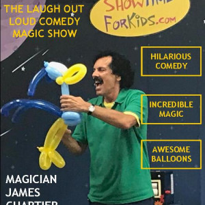 Showtime For Kids - Magician / Family Entertainment in Englewood, Florida